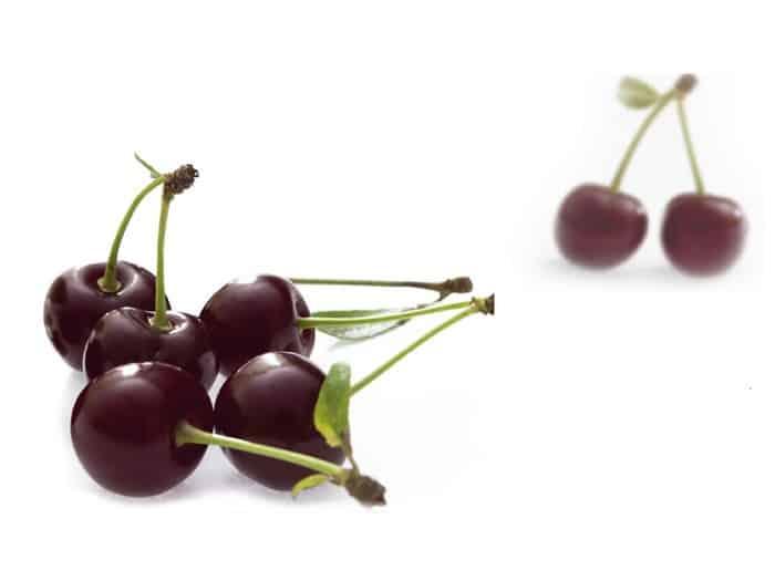 Fruit Rouge Cerise noire