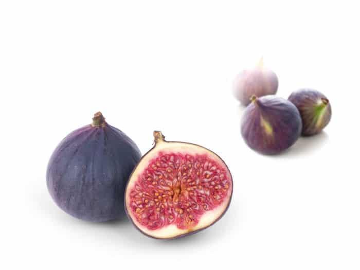 Fruit du verger Figue