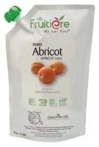 Purée d'Abricot réfrigérée 10% de sucre de canne