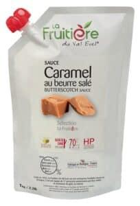 Sauce Caramel beurre salé réfrigérée